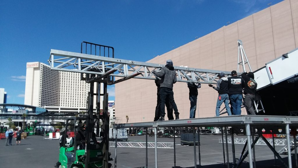 utah las vegas stagehands show ready stage production hipoint media